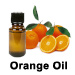 Natural orange oil contains d-limonene, an antioxidant, and gives the bar a bright, citrus taste